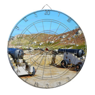 Cannons Dartboard With Darts