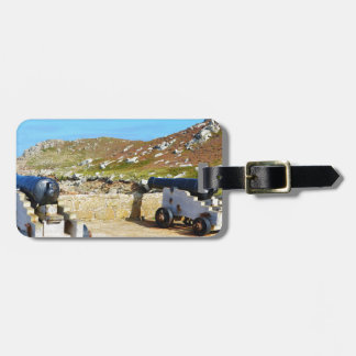 Cannons Luggage Tag