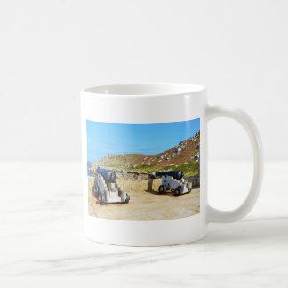 Cannons Coffee Mug