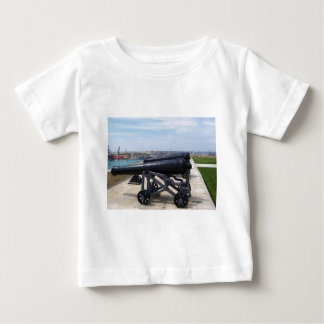Cannons On Malta T-shirts
