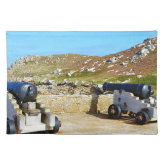 Cannons Place Mats