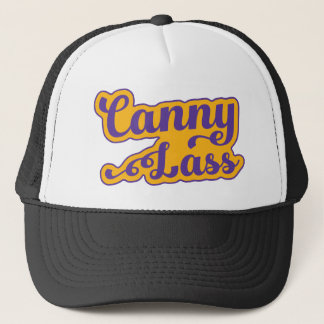 Canny Lass Geordie Newcastle Dialect Trucker Hat