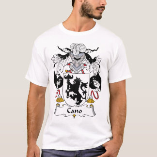 Cano Family Crest T-Shirt