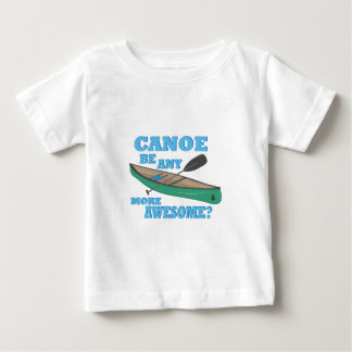 Canoe Awesome Baby T-Shirt