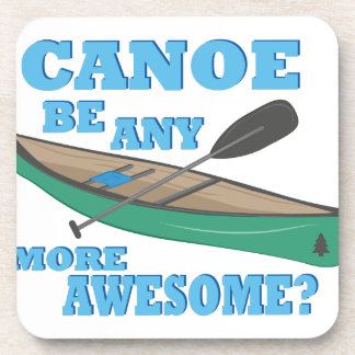 Canoe Awesome Drink Coasters