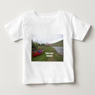 Canoe Camping, Yampa River, CO Baby T-Shirt