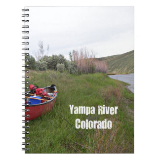 Canoe Camping, Yampa River, CO Notebook