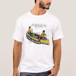Canoe Conversation T-Shirt