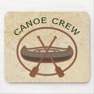 Canoe Crew Canoeing Sports Mouse Pad