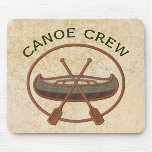 Canoe Crew Mouse Pads