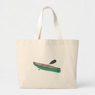 Canoe Large Tote Bag