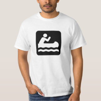 Canoe Sign T-Shirt