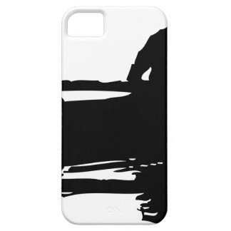 Canoe Silhouette iPhone 5 Cases