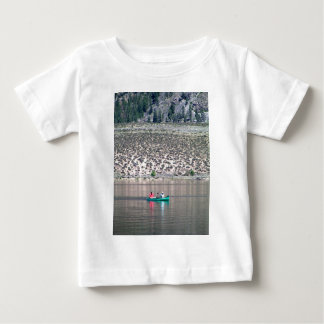 Canoe the Similkameen River in BC, Canada Baby T-Shirt