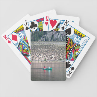 Canoe the Similkameen River in BC, Canada Bicycle Playing Cards