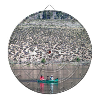 Canoe the Similkameen River in BC, Canada Dartboard