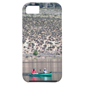 Canoe the Similkameen River in BC, Canada iPhone 5 Cases