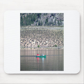 Canoe the Similkameen River in BC, Canada Mouse Pad