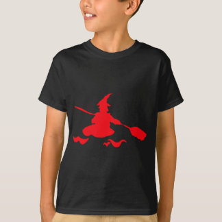 Canoe witch T-Shirt