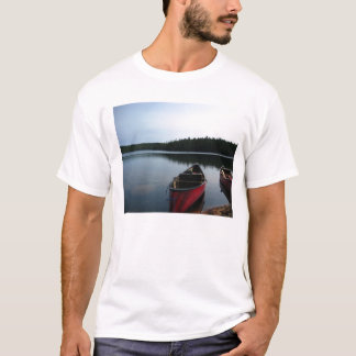 Canoeing in Canada T-Shirt