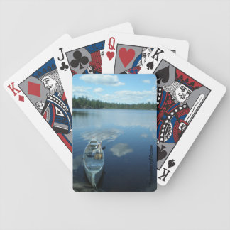 Canoeing the Boundary Waters v.1 Bicycle Playing Cards