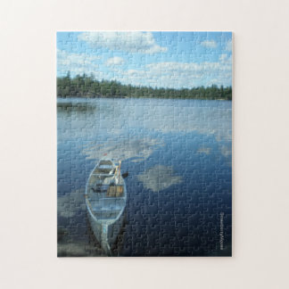 Canoeing the Boundary Waters v.1 Jigsaw Puzzle