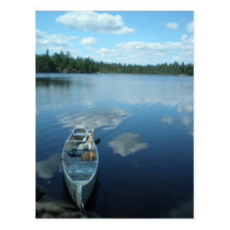 Canoeing the Boundary Waters v.1 Postcard