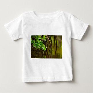 Canoeing Through Quiet Mangroves Baby T-Shirt