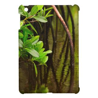Canoeing Through Quiet Mangroves Case For The iPad Mini