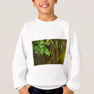 Canoeing Through Quiet Mangroves Sweatshirt
