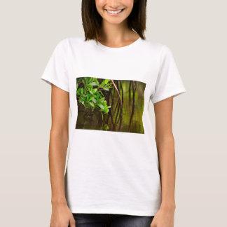 Canoeing Through Quiet Mangroves T-Shirt