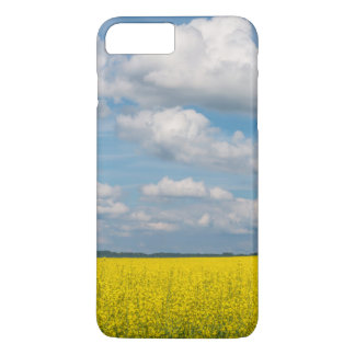 Canola Field & Clouds iPhone 7 Plus Case