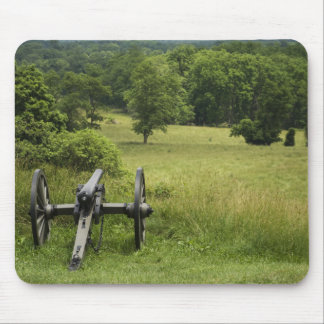 Canon at Cemetery Hill Gettysburg PA Mouse Pad