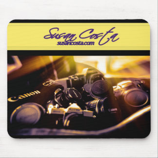 Canon Crazy Mouse Pad