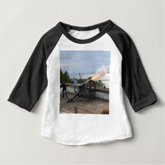 Canon Firing Baby T-Shirt