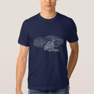 Canon-fodder (dark) tee shirt