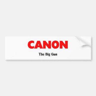 Canon Georgia Bumper Sticker