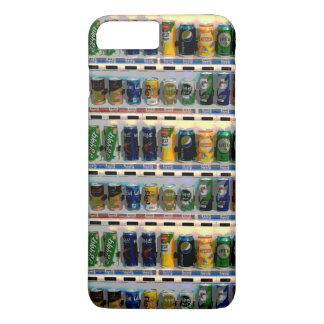 Cans of Korean Drinks in Posterised Image iPhone 8 Plus/7 Plus Case