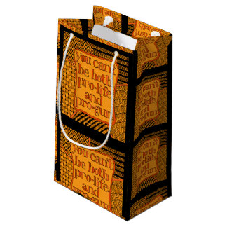 Can't Be Both - Gift Bag for Gun Reform Proponents