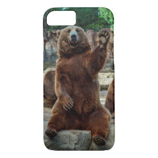 Can't Bear To See You Go! iPhone 7 Case