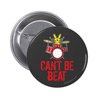 Can't Beat Me 2 Inch Round Button