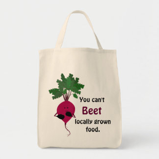 Can't Beet Locally Grown Bag