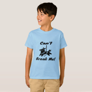 Can't Break Me PinataCute Kids Youth Hanes T-Shirt