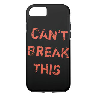 Can't Break This Case