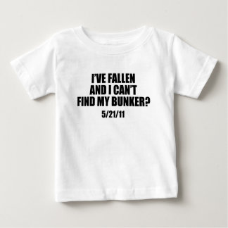 Can't Find My Bunker Tee Shirts