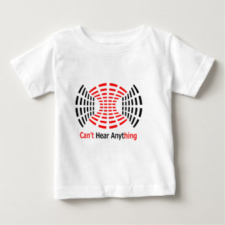 Can't Hear Anything T-Shirt III