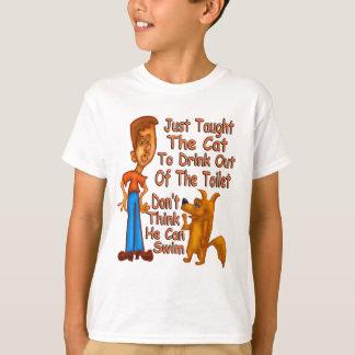Can't Swim T-Shirt