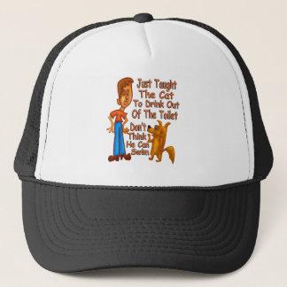 Can't Swim Trucker Hat