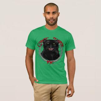 Can't Tame Leopard Men's T-Shirt