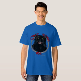 Can't Tame Leopard Men's Tall T-Shirt